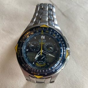 Citizen eco-drive Skyhawk Blue Angels Watch